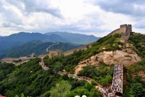 great wall of china how to avoid crowds when travelling