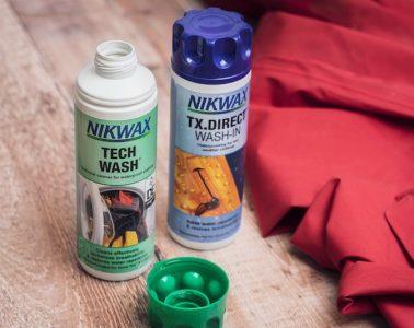 Nikwax Tech Wash and TX.Direct