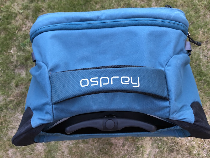 Osprey Farpoint Wheels 65