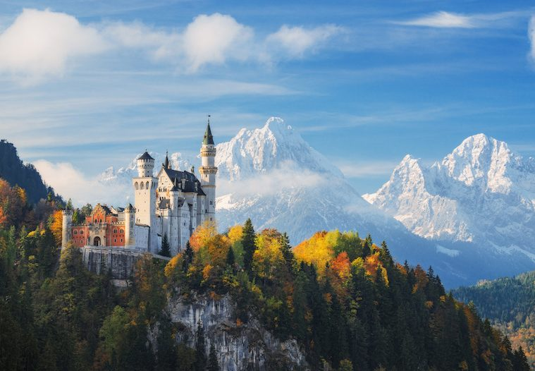72 hours in bavaria must see sights