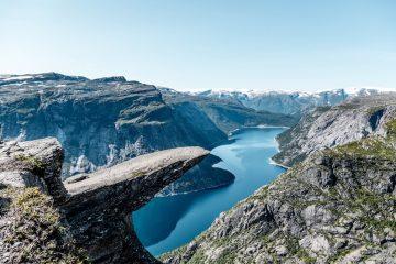 Troll's Tongue, Norway, best hikes in Scandinavia