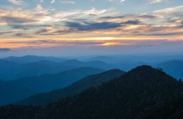 Great Smoky Mountains on the Appalachian Trail