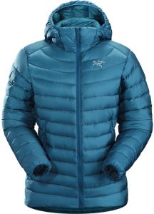Arc-teryx cerium LT hoody women's down jackets