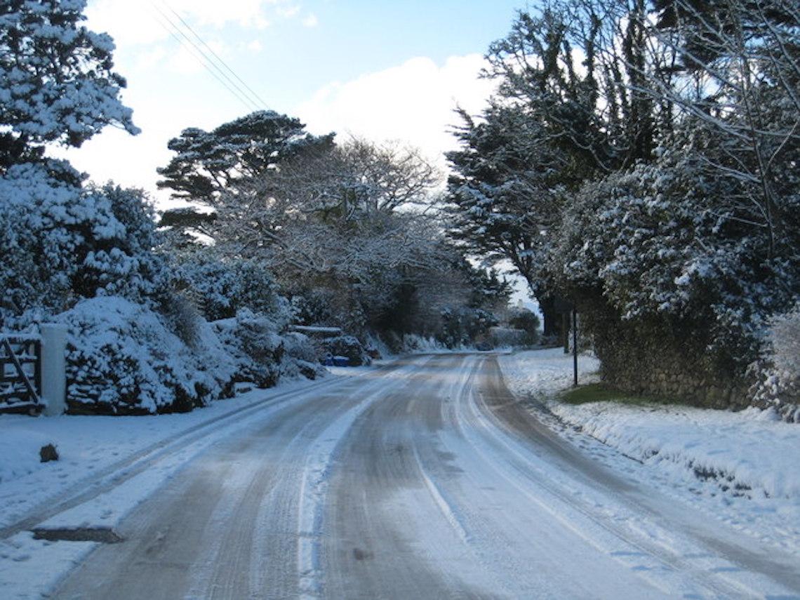 Mawnan smith lane best winter walks in Cornwall