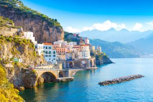 Amalfi Coast, Italy one of the best tours to go on in 2020