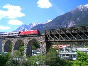 arlberg line austria