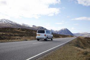 Camper King Van