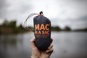 mac in a sac packet on Tryfan