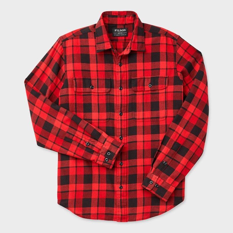 Filson christmas gifts scout shirt