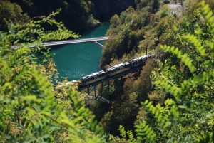 Centovalli Railway Italy to Switzerland