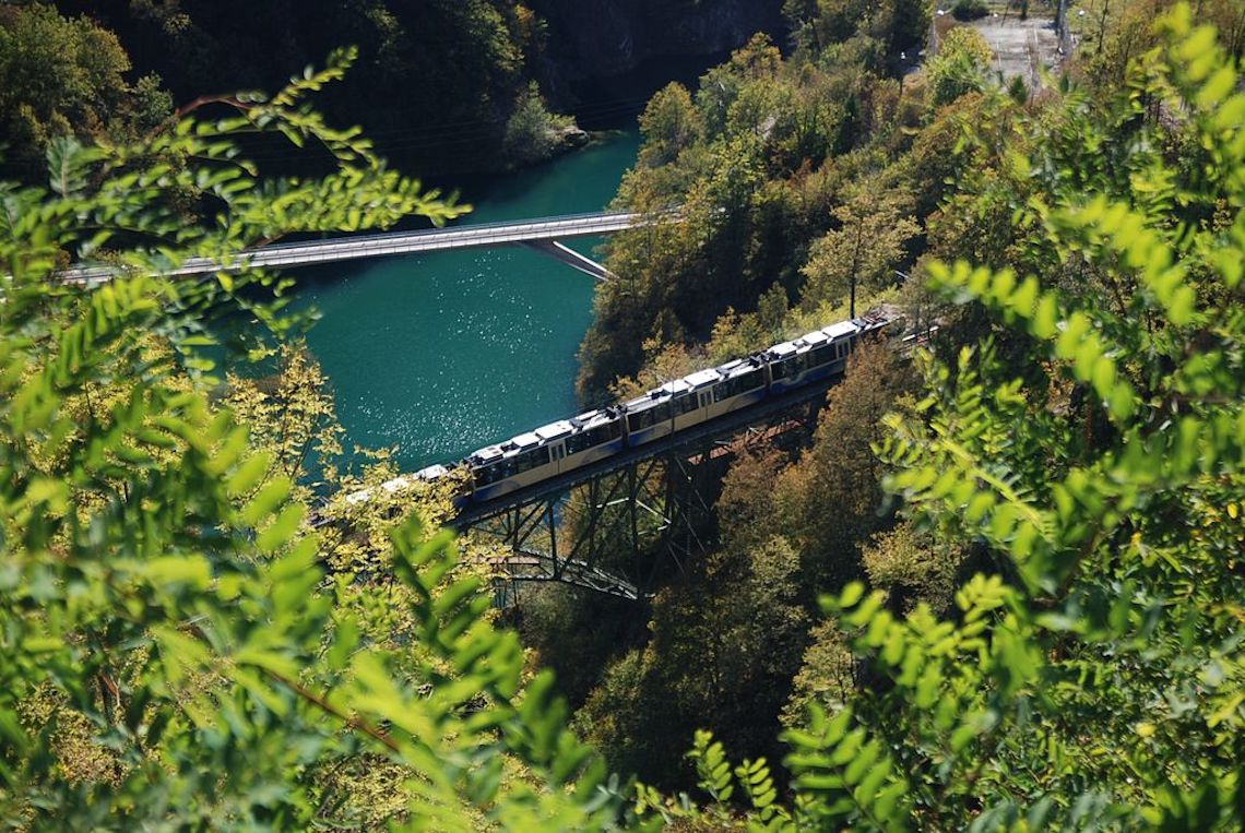 Centovalli Railway Italy to Switzerland