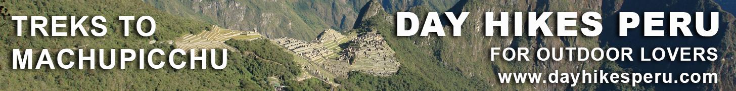 Day Hikes Peru