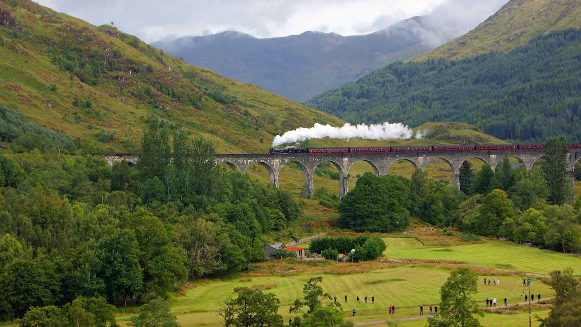 west-highland-line-glennfinnan-viaduct