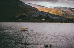 9 of the best kayaking routes in the UK