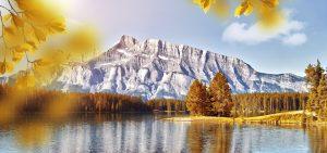Autumn photography landscape