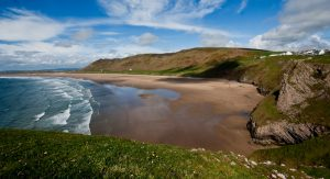 Gower, South Wales, UK