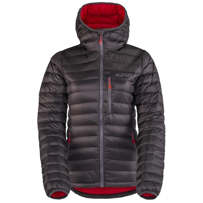 Alpkit Filoment hoody best women's insulated jackets