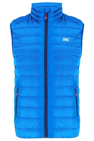 Mac in a sac gilet jacket best christmas gifts for adventurers