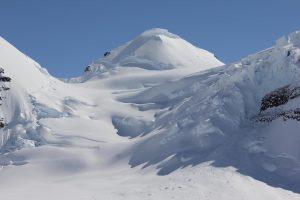 fresh powder mount augustine East Greenland