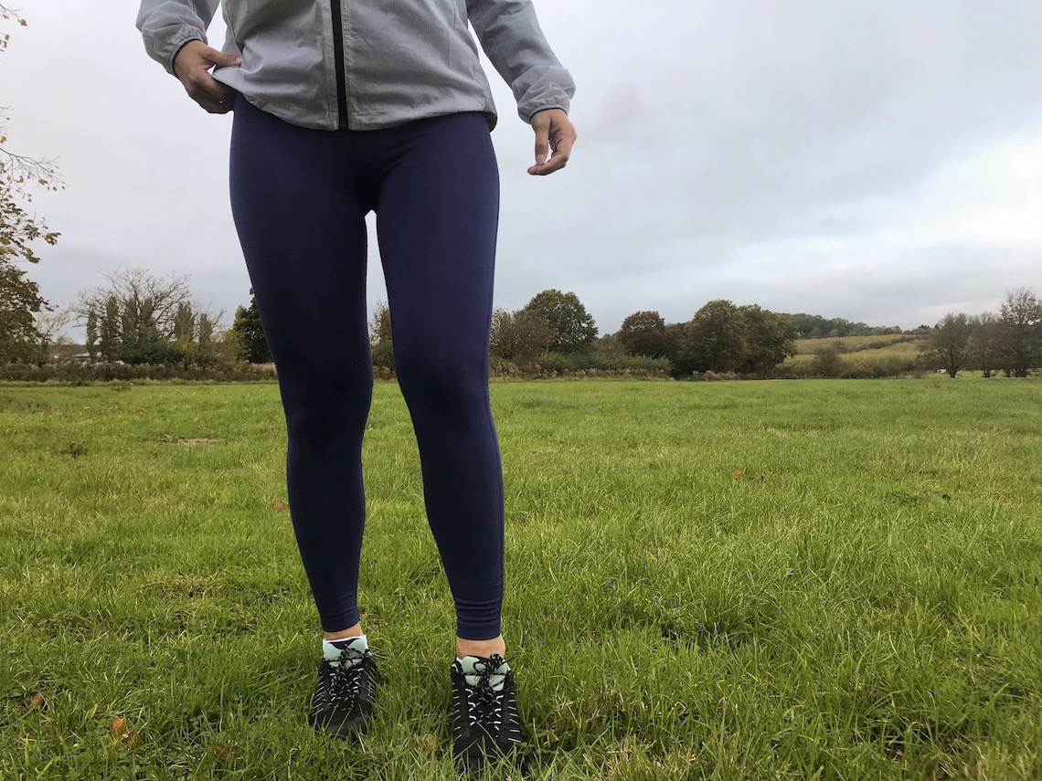 Bam enduro bamboo leggings review