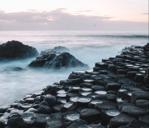 Giants Causeway in Northern Ireland, one of the worlds most unique landscapes