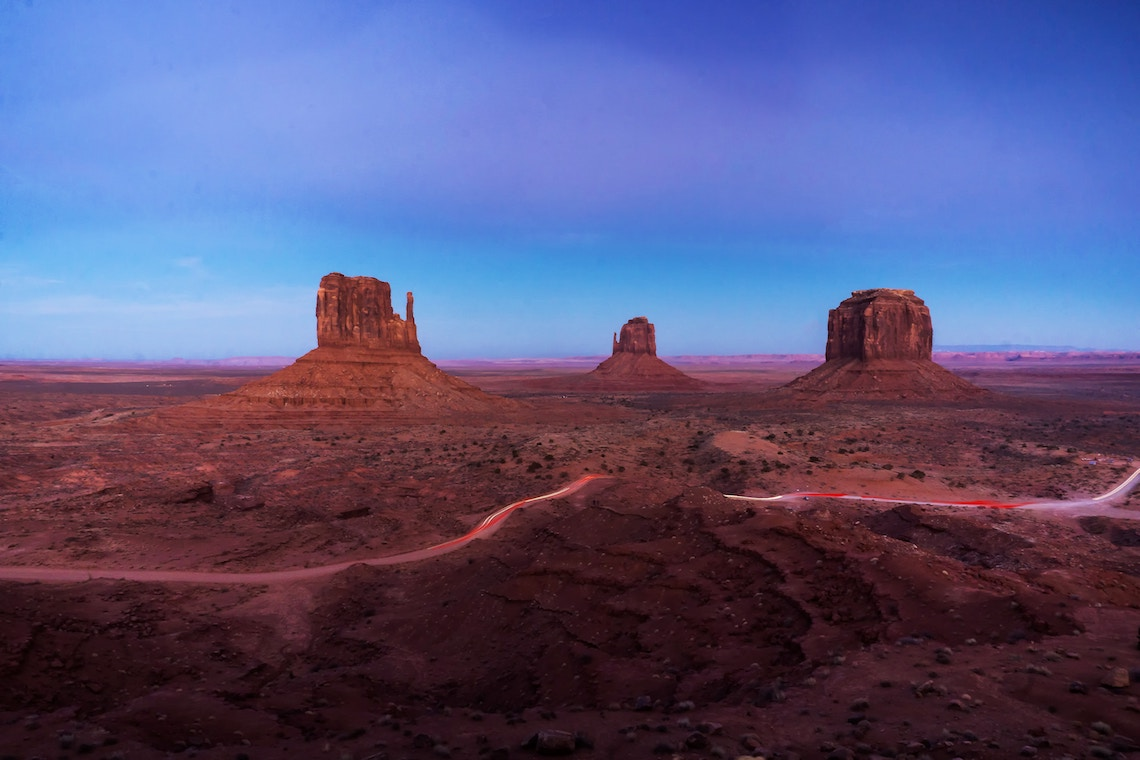 Monument valley Arizona, world's most unique landscapes
