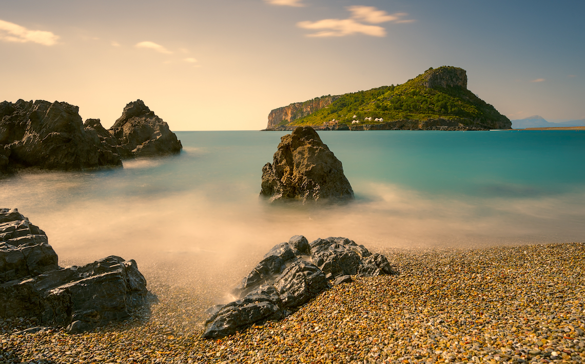 dino island one of the most mysterious italian islands
