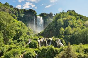 Marnore falls exciting things to do in central italy