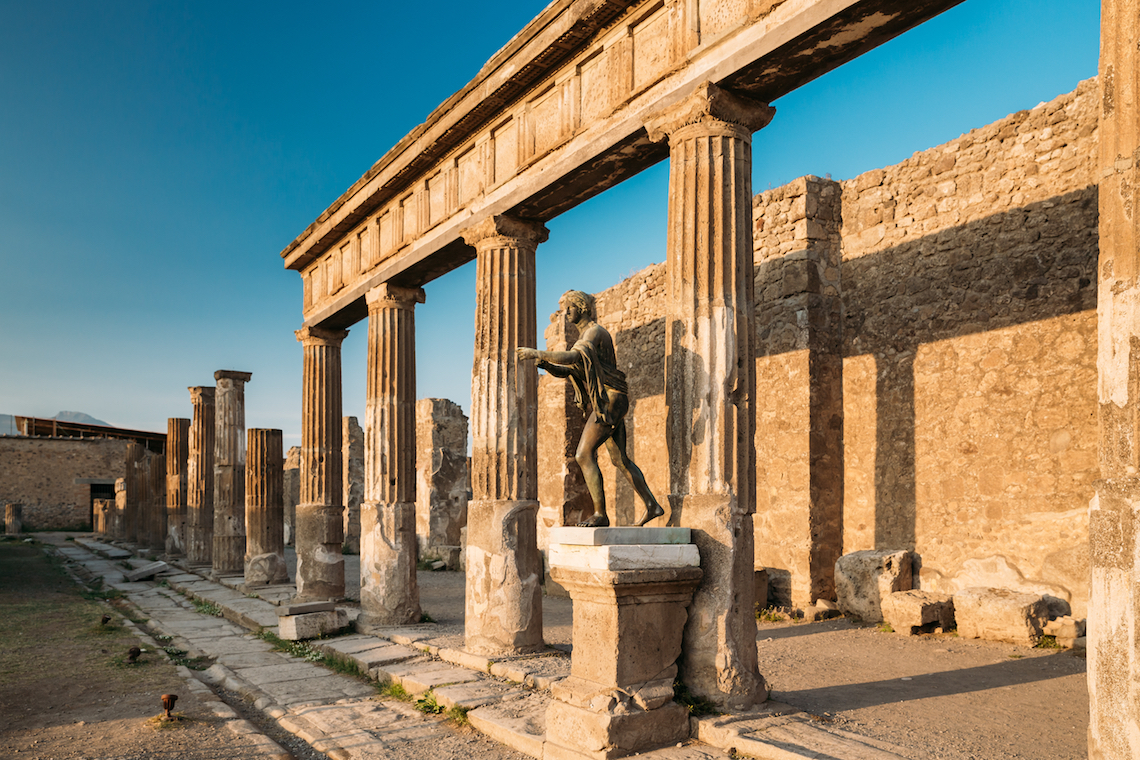exploring pompeii, most iconic adventures in southern italy