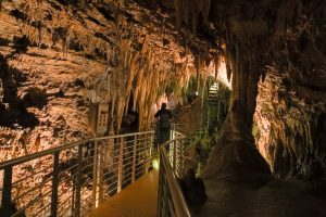 caves in Tuscany