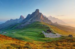 Unusual adventures in the Italian Dolomites