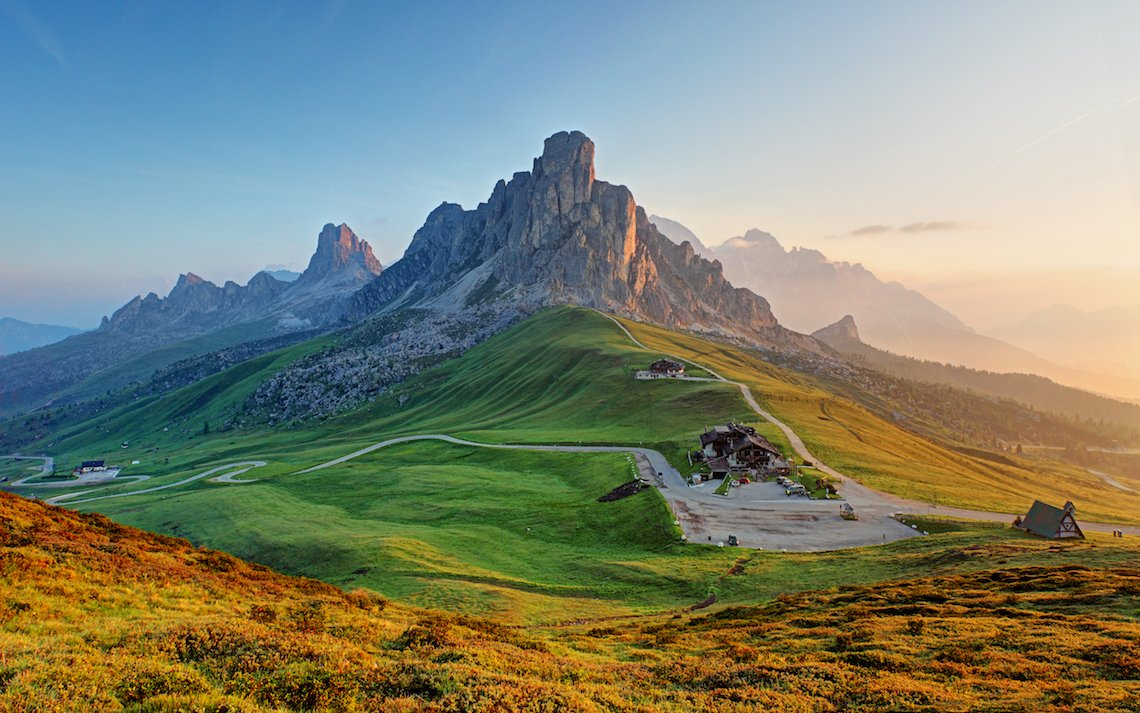 Unusual adventures in the Italian Dolomites