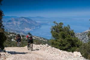 cycling the Sardinian Coast on one of the biggest Italian Islands