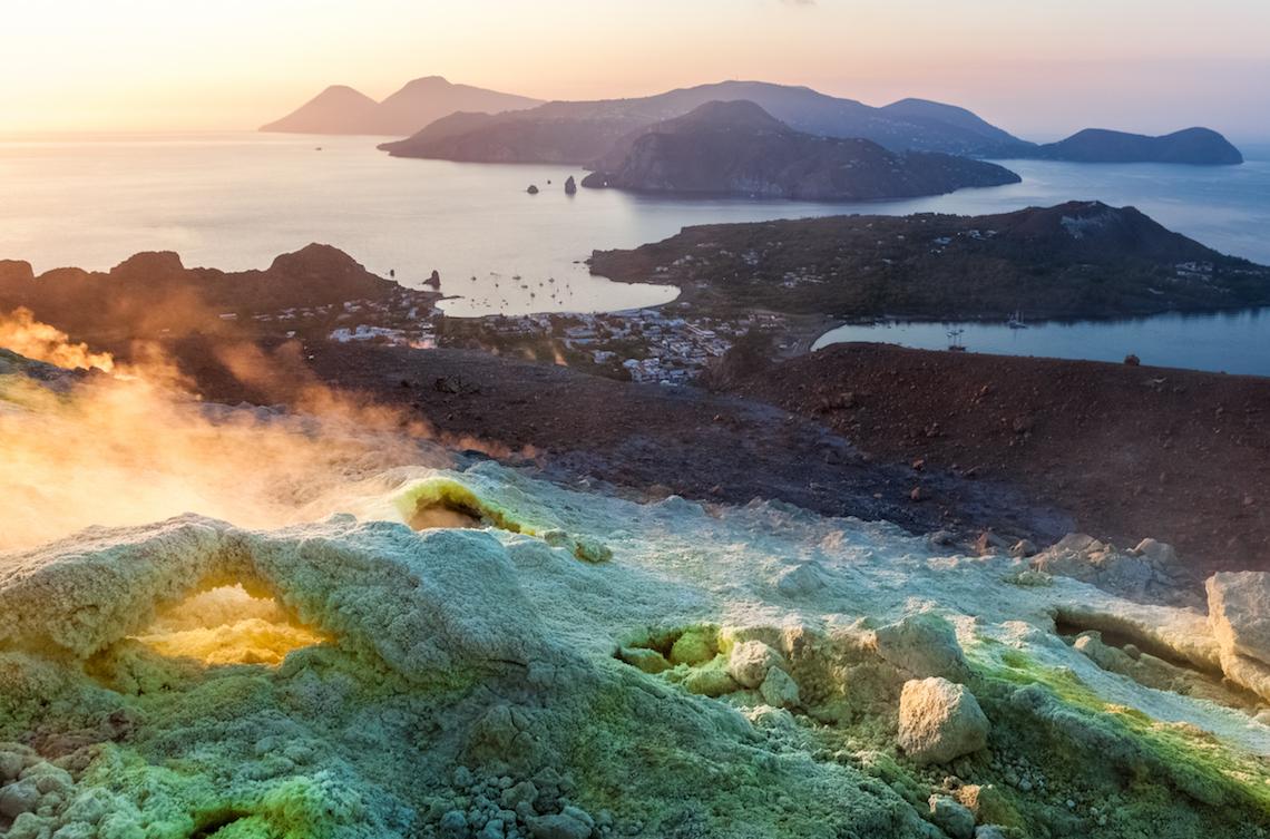 aeolian islands italian islands