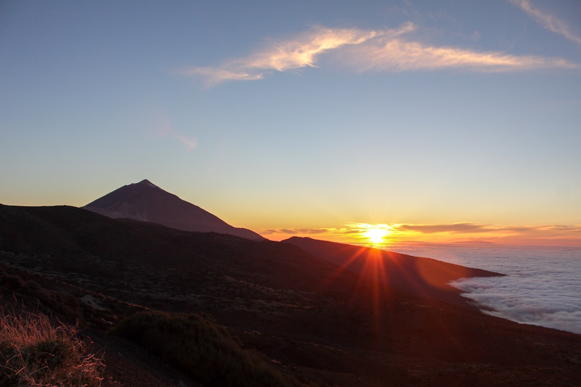 how to climb mount teide