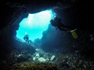 diving xlendi bay gozo best things to do in malta