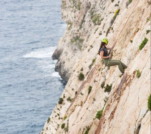 abseiling mbest things to do in Malta