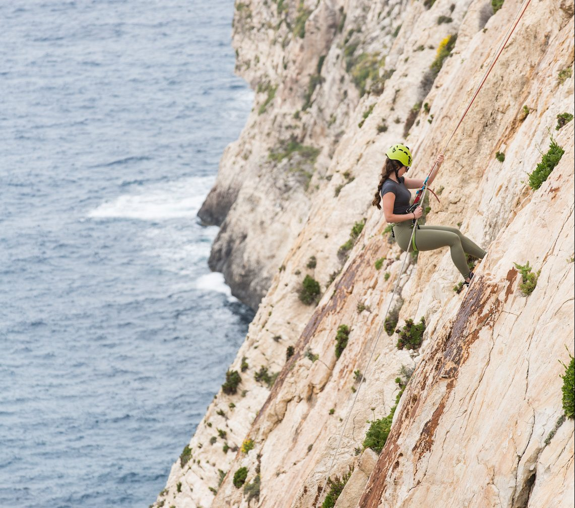 abseiling best things to do in Malta