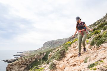 hiking DIngli cliffs best adventerous things to do in Malta