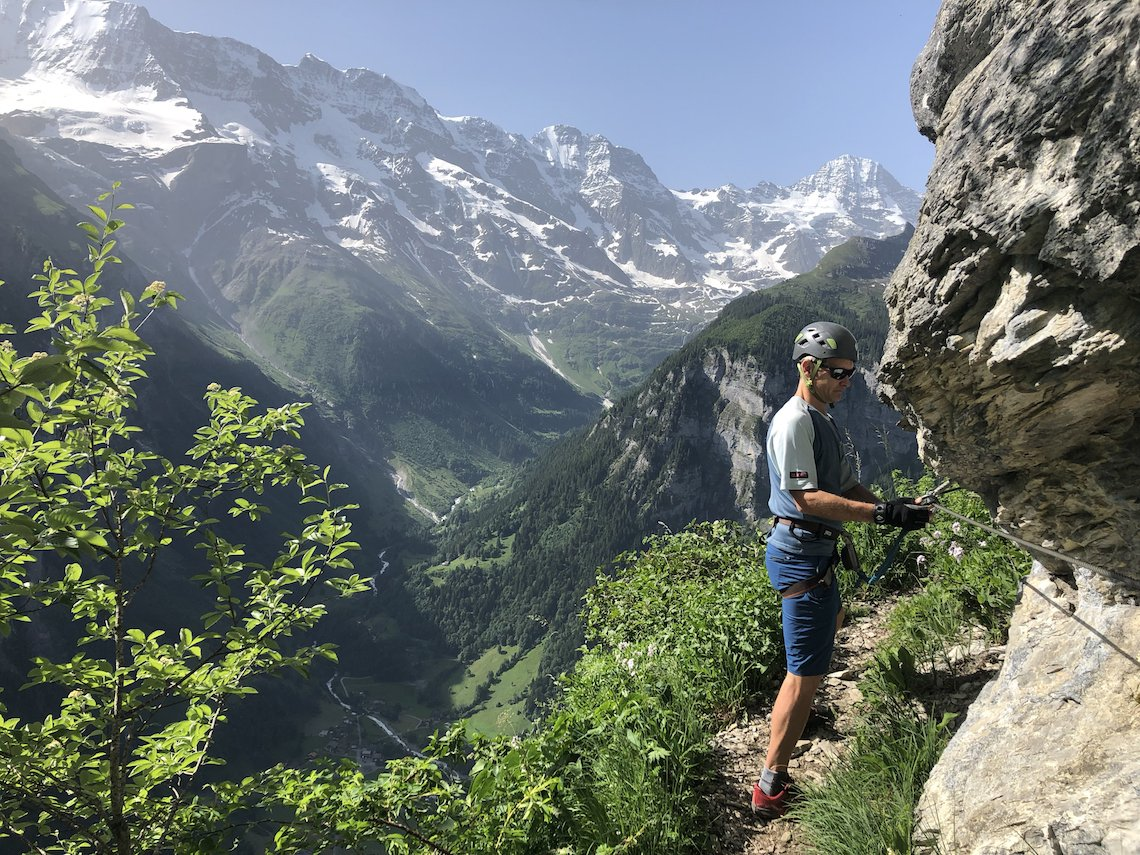 murren via ferrata 72 hours in interlaken