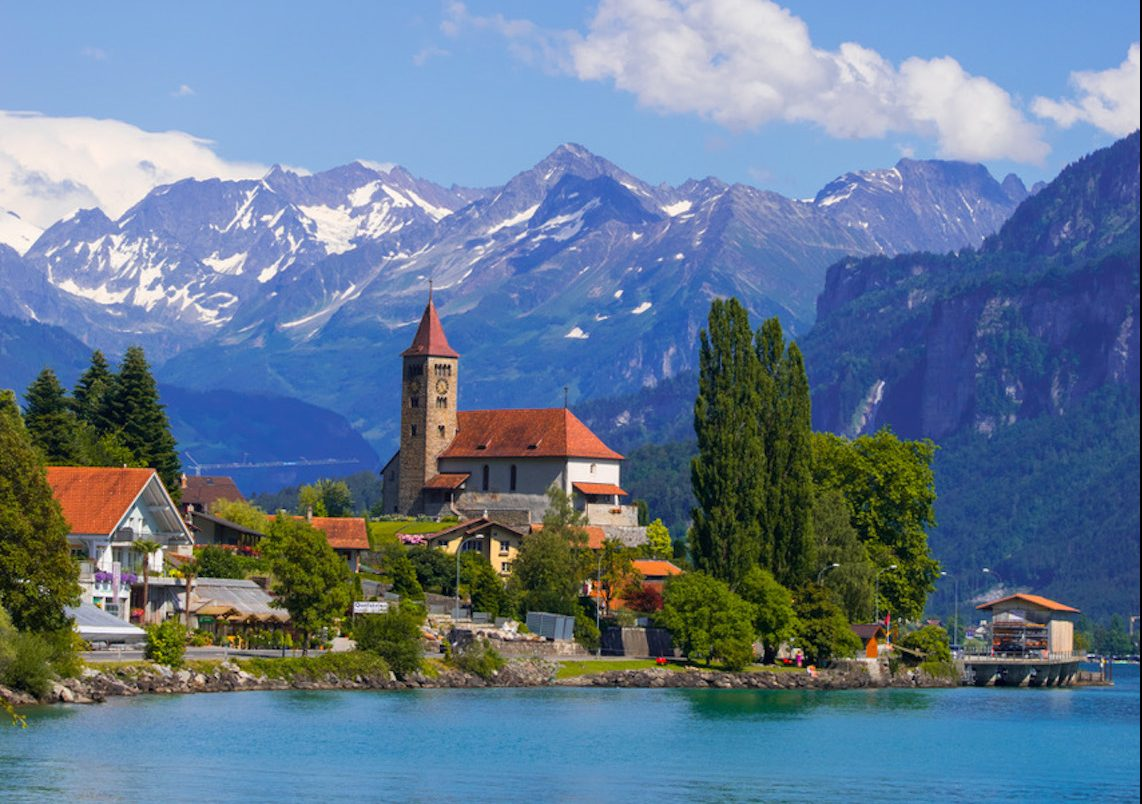 the adventure guide to spending 72 hours in Interlaken