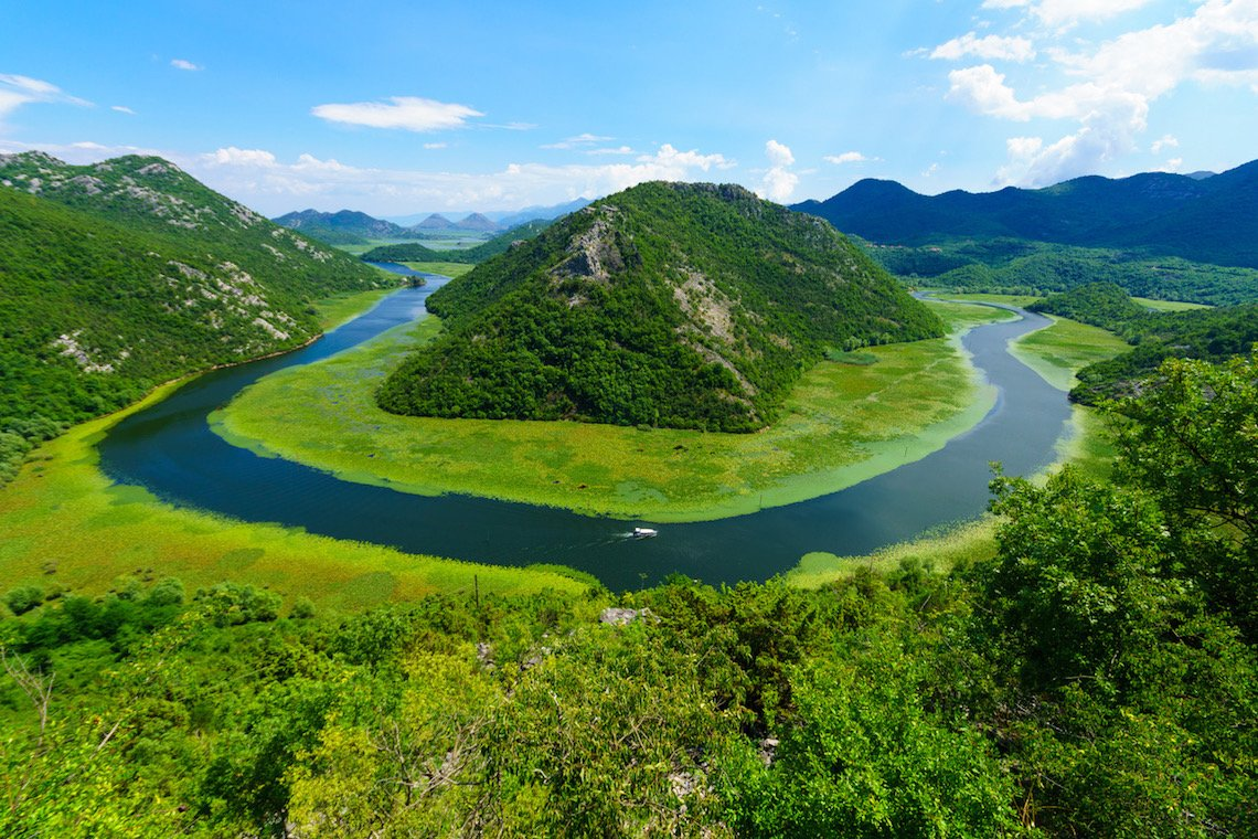 lake skadar how to spend 72 hours in Montenegro