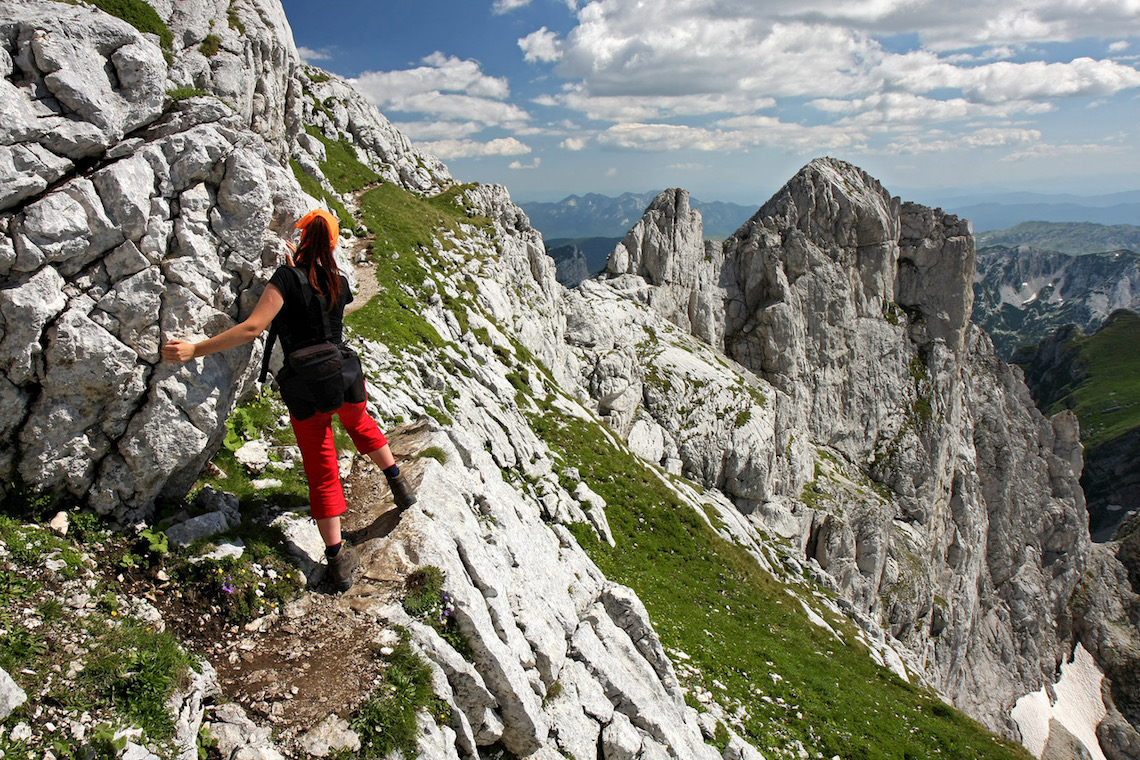 hiking when spending 72 hours in montenegro