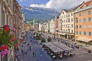 City centre Innsbruck
