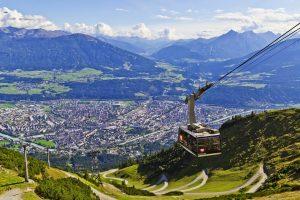 Innsbruck cable car