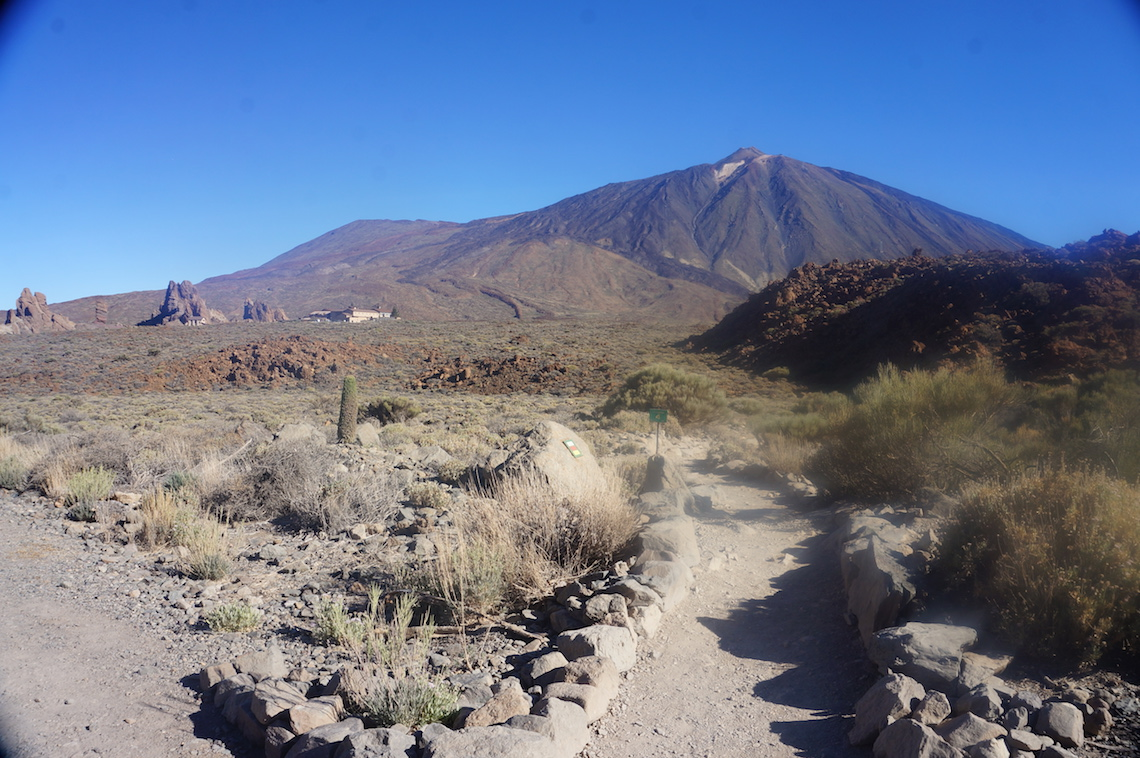 Mount Teide Tenerife best hiking in the Canary Islands