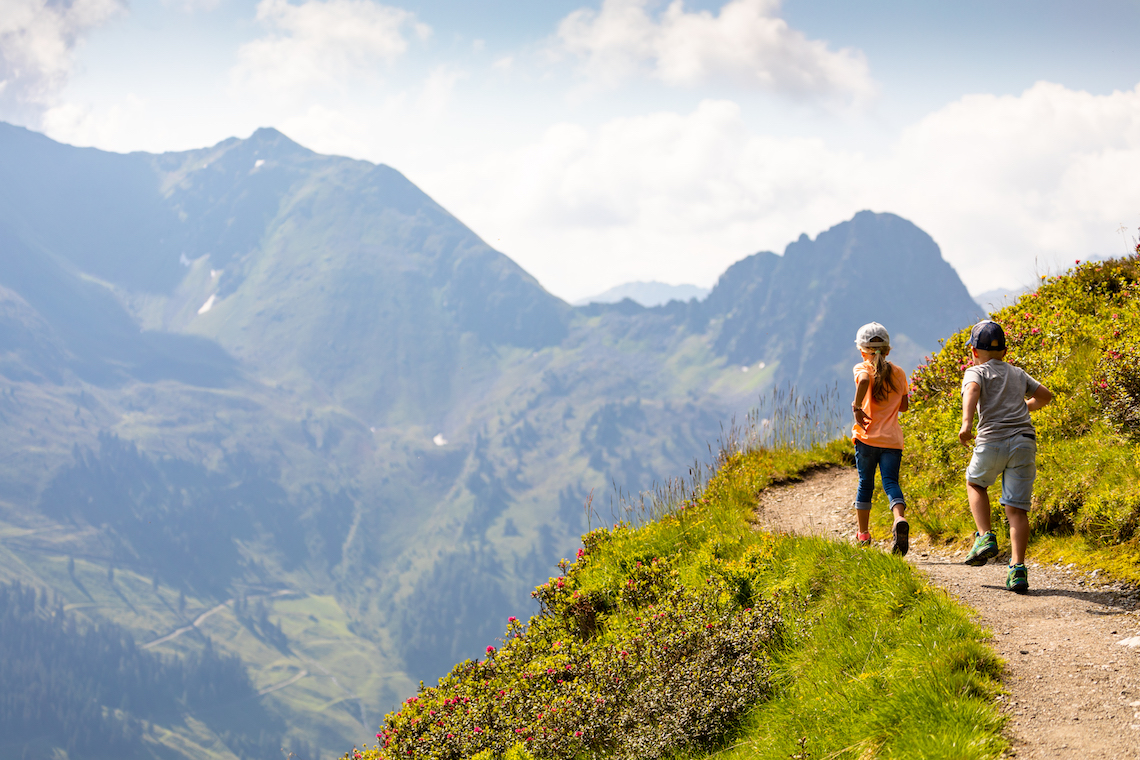 best hikes in alpbachtal