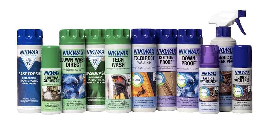 Win Nikwax bundle