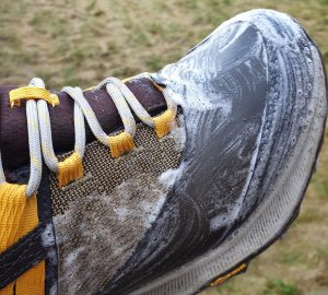 how to clean and re-proof your hiking boots cleaning