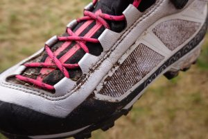 How to clean and re-proof your hiking boots step one